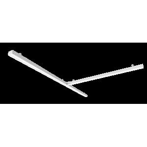 Линейный торговый светодиодный светильник A-TRADE-40W5KP Quadrate