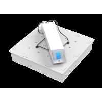 Встраиваемый светодиодный светильник грильято - 35 Вт