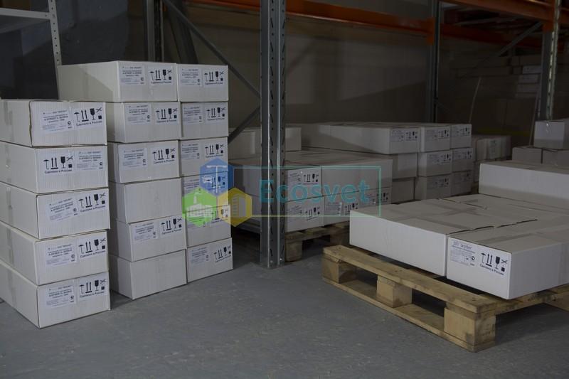 Производство светильников ЭКОСВЕТ фото 6