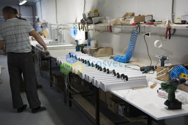 Производство светильников ЭКОСВЕТ фото 7