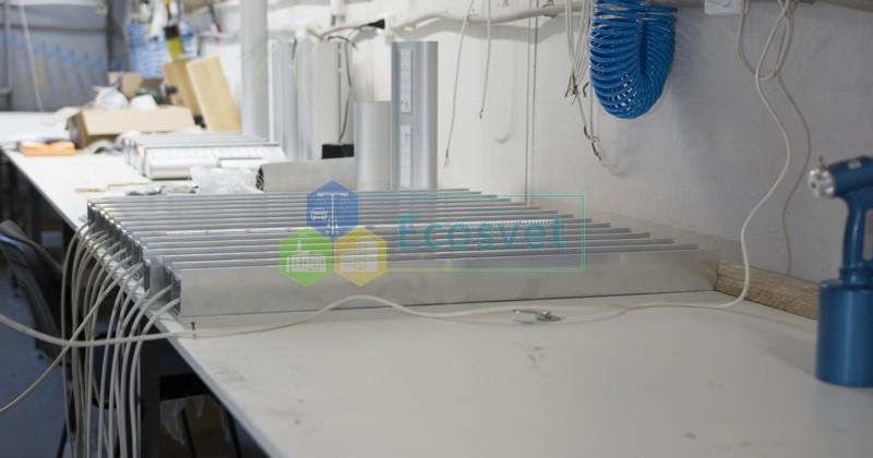 Производство светильников ЭКОСВЕТ фото 9