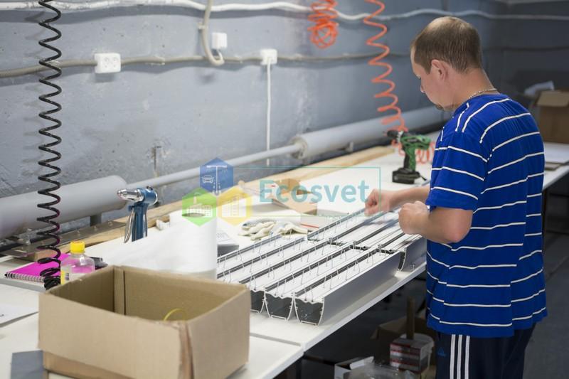 Производство светильников ЭКОСВЕТ фото 20