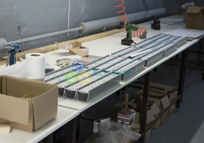 Производство светильников ЭКОСВЕТ фото 21