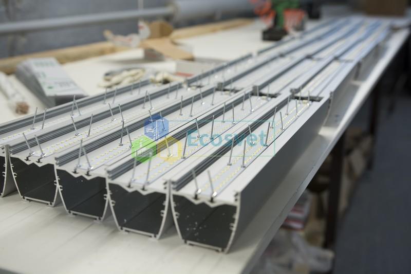 Производство светильников ЭКОСВЕТ фото 22
