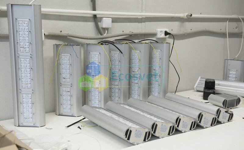 Производство светильников ЭКОСВЕТ фото 23